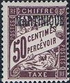 Martinique 1927 Postage Due Stamps of France Overprinted g.jpg