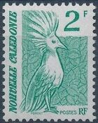 New Caledonia 1989 Definitives (3rd Group) a