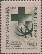 Portugal 1941 - Red Cross - Cinderellas Cinderella a