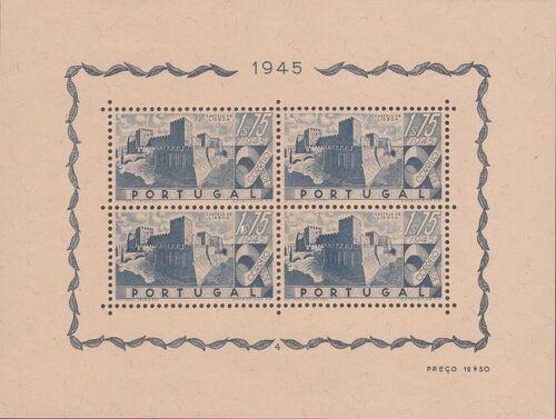 Portugal 1946 Portuguese Castles i