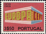 Portugal 1969 Europa b