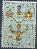 Angola 1967 Portuguese Civil and Military Orders b