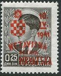 Croatia 1941 Anniversary of Independence a
