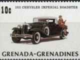 Grenada Grenadines 1983 The 75th Anniversary of Ford T