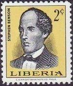Liberia 1966 Liberian Presidents b