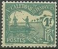 New Caledonia 1906 Men Poling (Postage due Stamps) h.jpg