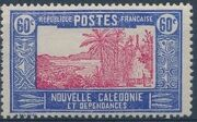 New Caledonia 1928 Definitives m