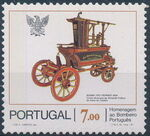 Portugal 1981 Homage to the Portuguese Fireman a