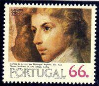 Portugal 1984 Portugues-Brazilian Stamp Exhibition LUBRAPEX '84 d