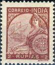 "Portuguese India 1933 ""Padrões"" m"
