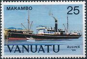 Vanuatu 1984 Ausipex '84 - Ships a