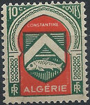 Algeria 1947 Coat of Arms (1st Group) a