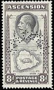 Ascension 1934 George V and Sights of Ascension q