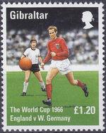 Gibraltar 1998 Football World Cup - France d