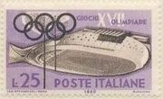 Italy 1960 Olympic Games Rome d
