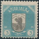 Karelia 1922 Coat of Arms j