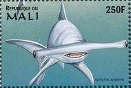 Mali 1997 Marine Life v
