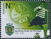 Portugal 2005 Centennial football clubs c