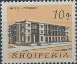 Albania 1965 Buildings b