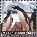 British Antarctic Territory 2011 Frozen Planet - Penguins c