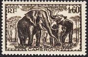 Cameroon 1939 Pictorials u