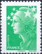 France 2008 Marianne & Europe d