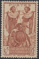 French Somali Coast 1938 Definitives m