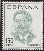 Spain 1967 Famous Spanish b