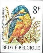Belgium 1986 Birds (B) b