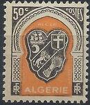 Algeria 1947 Coat of Arms (1st Group) e