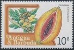 Antigua and Barbuda 1983 Fruits and Flowers e