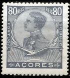 Azores 1910 D. Manuel II i