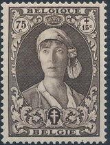 Belgium 1931 Queen Elisabeth d