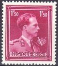 Belgium 1944 King Leopold III Crown and V b