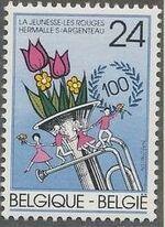 Belgium 1985 Folk Events b