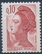 France 1982 Liberty after Delacroix (1st Issue) b