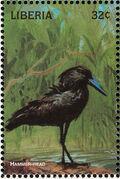 Liberia 1998 Birds of the World i