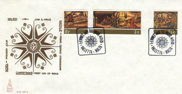 Malta 1975 Christmas g