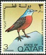 Qatar 1972 Birds c