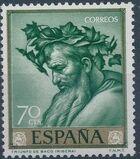 Spain 1963 Painters - José de Ribera c