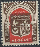Algeria 1947 Coat of Arms (1st Group) m