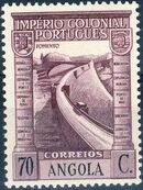 Angola 1938 Portuguese Colonial Empire k