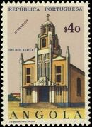 Angola 1963 Churches d