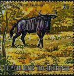 Burundi 1971 Animals w