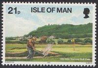 Isle of Man 1997 Golf a