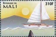 Mali 1997 Marine Life zc