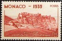 Monaco 1939 8th International University Games d
