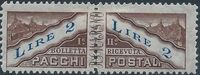 San Marino 1945 Parcel Post Stamps i