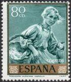Spain 1964 Painters - Joaquin Sorolla y Bastida d