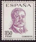 Spain 1967 Famous Spanish c